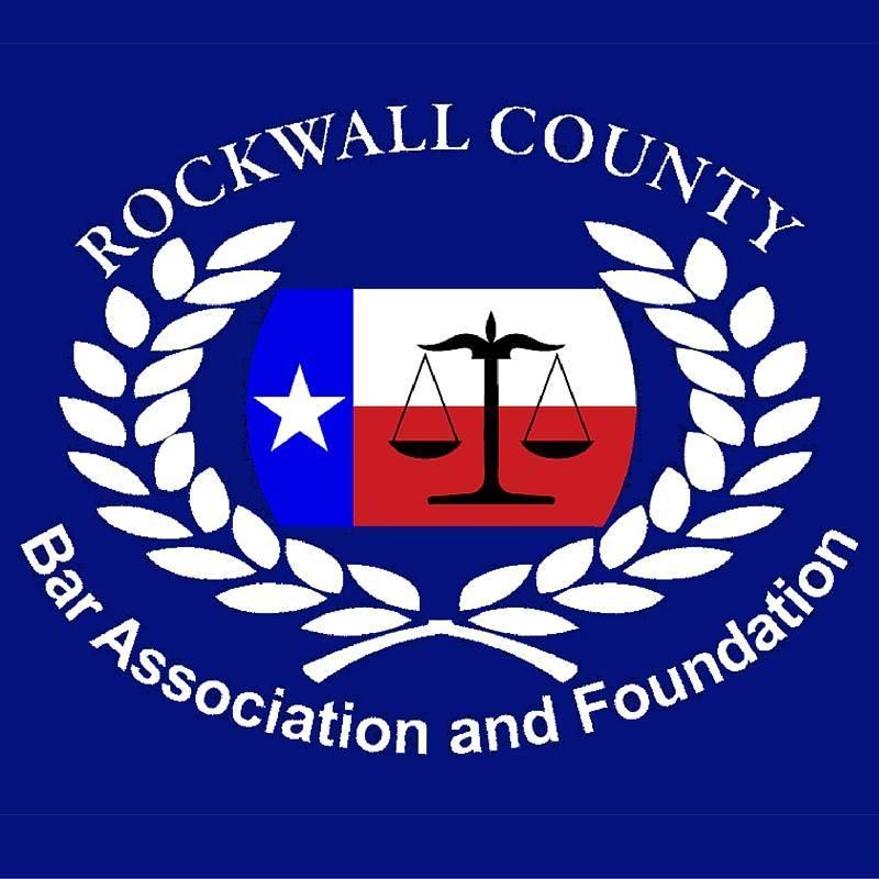 ROCKWALL COUNTY BAR ASSOCIATION